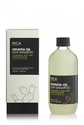 scatola e flacone_OPUNTIA OIL_Low Shampoo